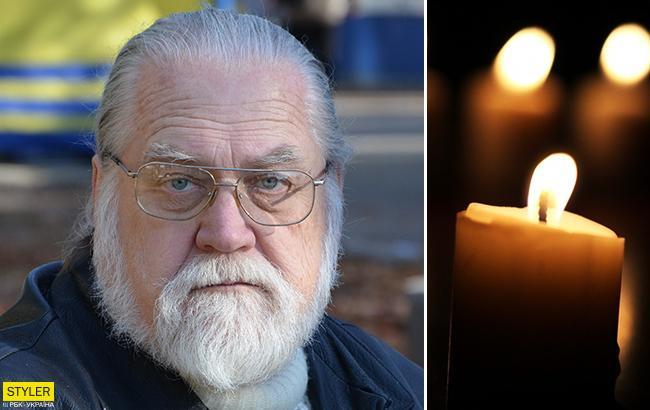 Умер известный украинский писатель Богдан Жолдак