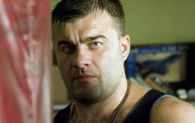 Російський актор Михайло Пореченков прибув у Донецьк