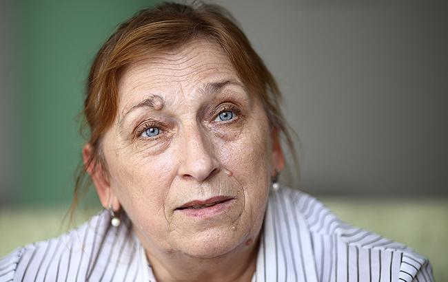 По оценкам социолога Ирины Бекешкиной, в Украине около 15-20% пророссийски настроенных граждан (фото Виталия Носача, РБК-Украина)