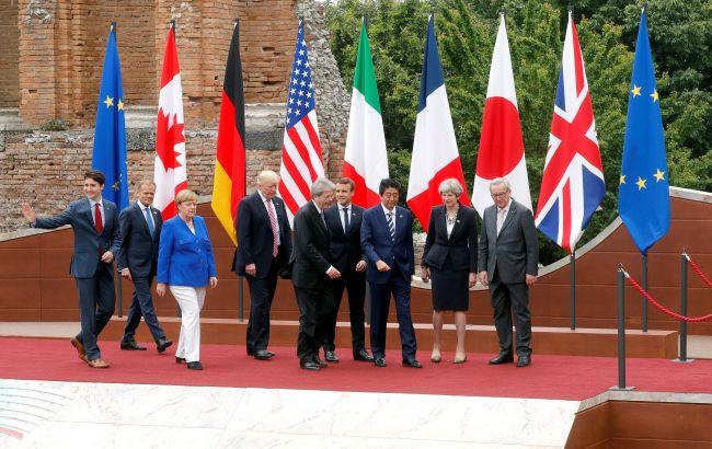 США не исключают переноса саммита G7 из-за пандемии