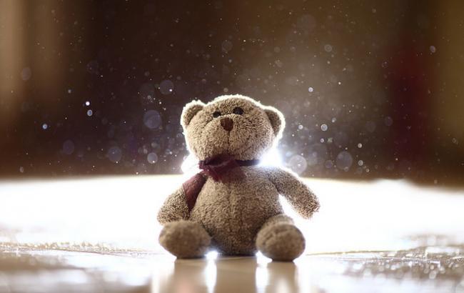 Фото: Ребенок госпитализирован (РБК-Украина)