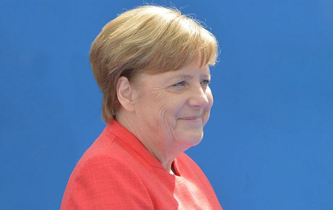 Фото: Ангела Меркель (nato.int)