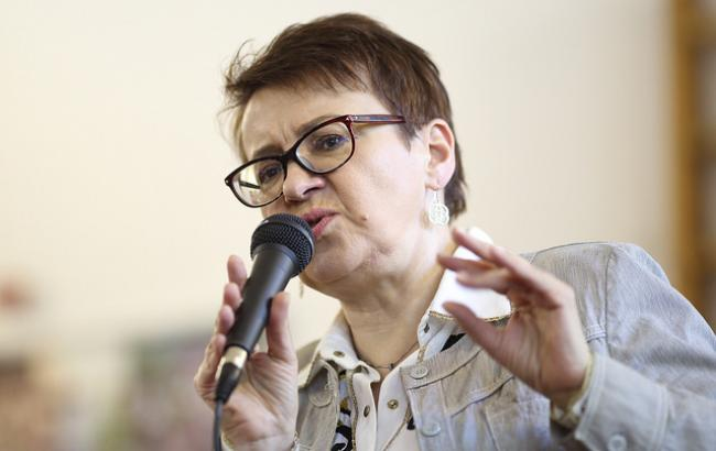 """""""Поки не """"замажуть кров'ю"""" кожного дорослого чоловіка"""": Оксана Забужко розповіла, коли окупанти покинуть Донбас"""