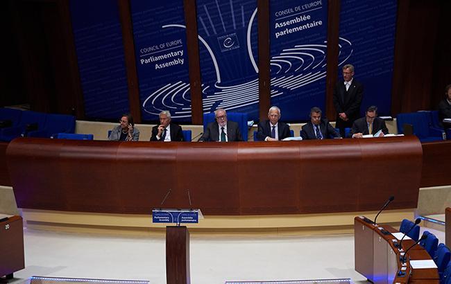 Фото: заседание ПАСЕ (assembly.coe.int)