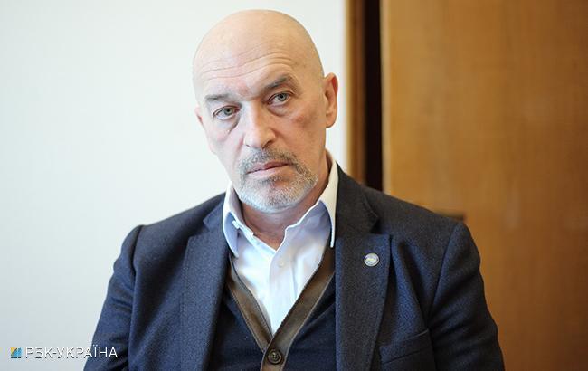 Серед звільнених з полону є підозрювані у фінансуванні ДНР/ЛНР, - Тука