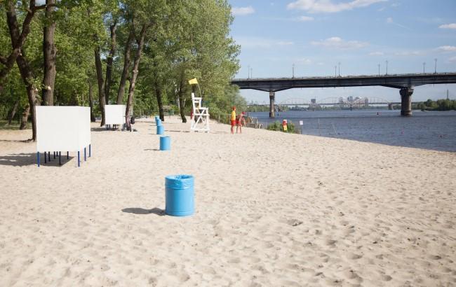 Фото: Пляж (РБК-Україна)
