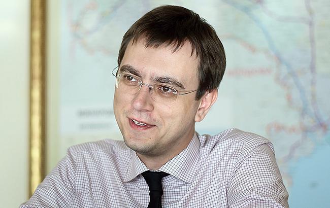 Омелян: Суд отменил решение Кабмина овыводе «Укрзализныци» изподчинения Мининфраструктуры