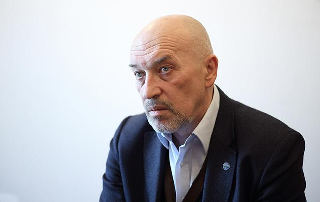 Тука заявив про ризик радіаційного забруднення на Донбасі