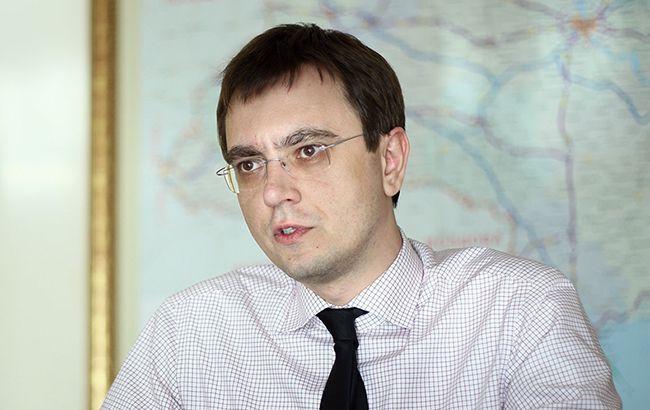 Омелян назвав збитки української економіки від ДТП