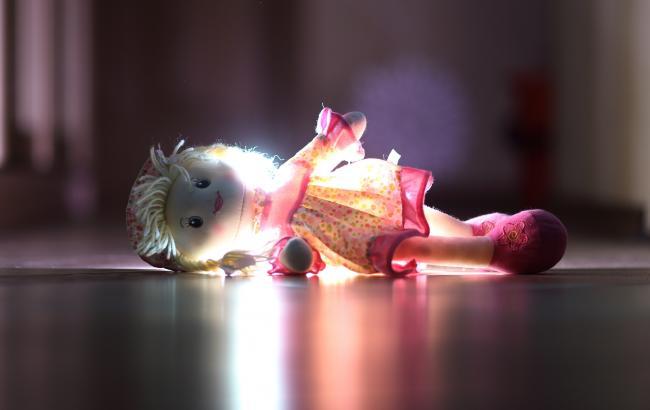 Фото: Ребенок находится в больнице (РБК-Украина)