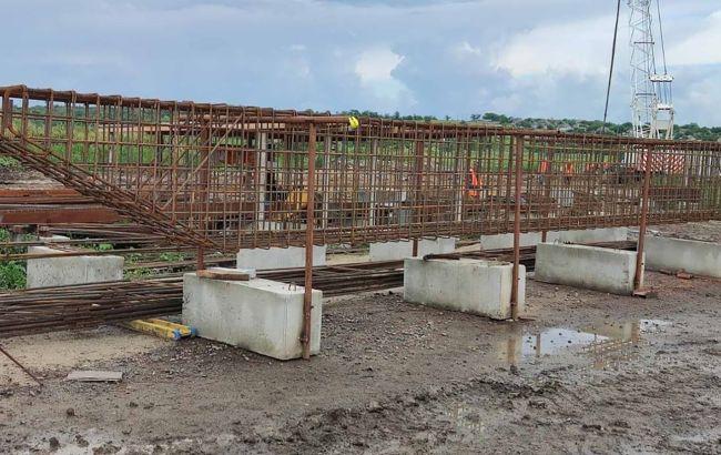 У Миколаївській області ведеться будівництво нового Троїцького мосту, - ОДА