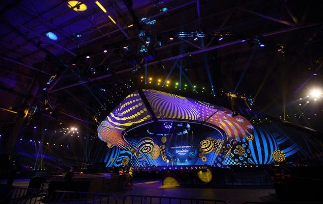 Фото: В Киеве проходят генеральные репетиции Евровидения 2017 (РБК-Украина)