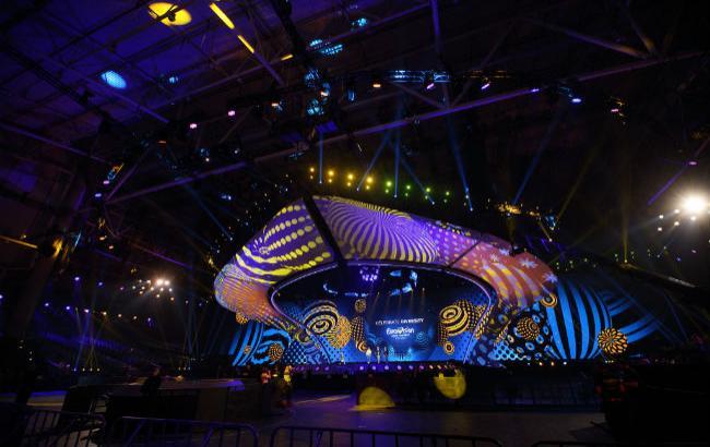 Фото: Перший півфінал Євробачення 2017 онлайн (РБК-Україна)