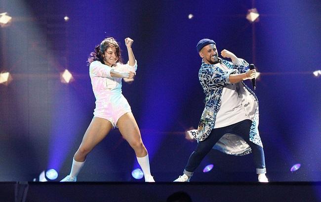 MONATIK відкрив перший півфінал Євробачення 2017 - як це було (відео)