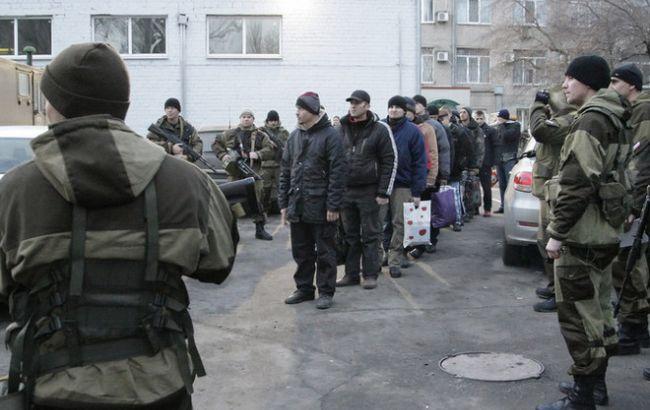 Контактная группа договорилась об освобождении из плена 50 человек с обеих сторон