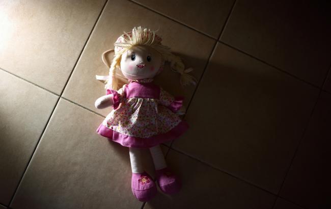 Фото: Преступник заманил девочку в заброшенный садик (РБК-Украина)