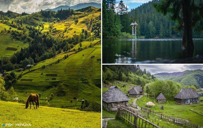 Легенды, бункеры и исчезнувшая профессия: на Закарпатье туристам покажут 40 уникальных локаций вокруг озера Синевир