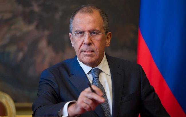 Фото: министр иностранных дел РФ Сергей Лавров