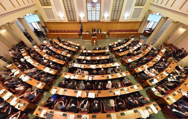 У Хорватії розпустили парламент