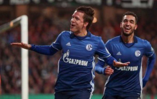 Фото: Коноплянка забил супергол на Кубке Германии (football24.ua)