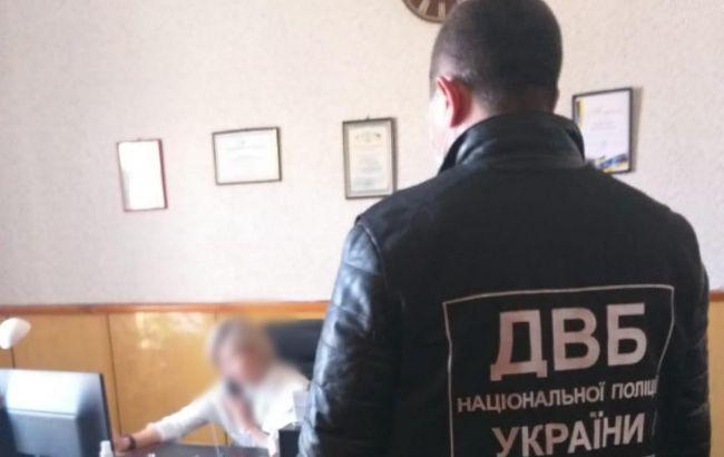 В Николаевской области на взятке задержали следователя: требовала деньги за закрытие дела