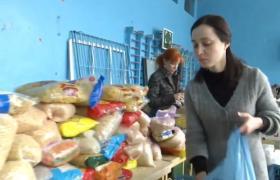 Фото: Гуманітарна допомога