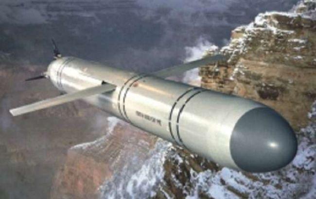 Фото: російські крилаті ракети