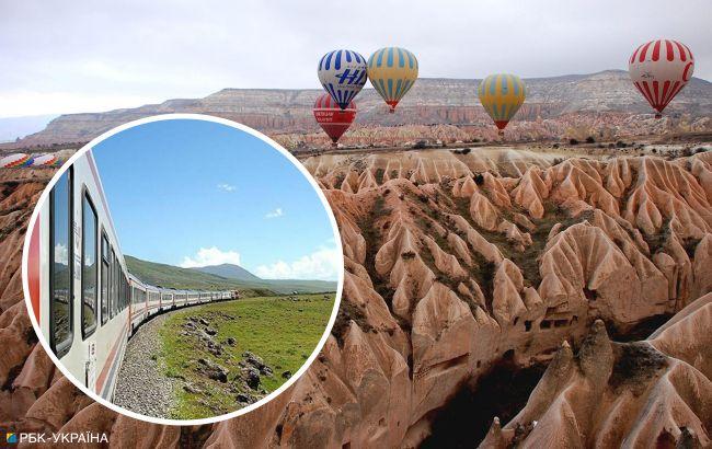 Кілька тисяч євро за тур: у Туреччині запустять перший туристичний експрес із п'ятизірковими купе