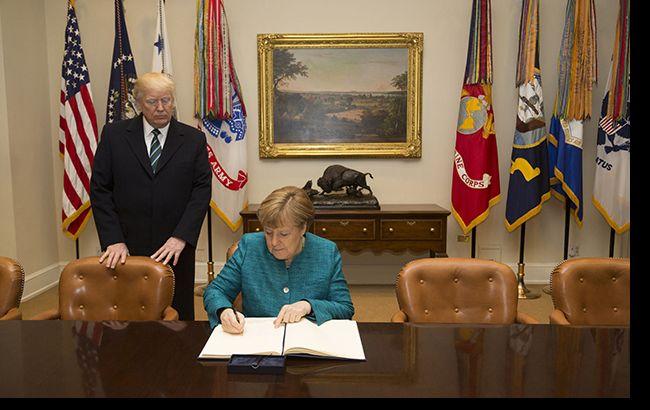 Меркель розкритикувала політику адміністрації США напередодні саміту G20