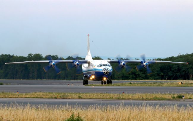 """""""Мотор Січ"""" призупинила міжнародні рейси до 14 червня"""