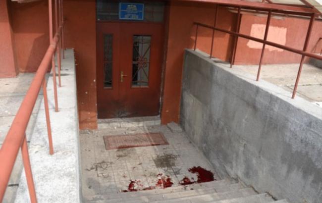Взрывы возле двух участков милиции во Львове квалифицировали как теракт
