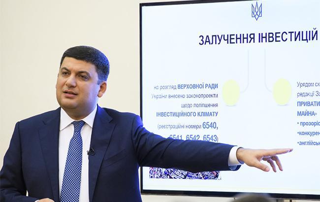 Українські АЕС та ТЕС отримають обладнання на 5,5 млрд гривень, - Гройсман