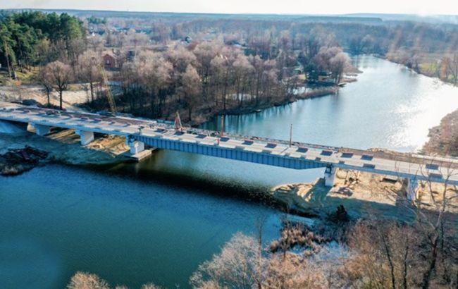 """За 16 месяцев """"Большой стройки"""" восстановлено почти 300 мостов, - Укравтодор"""