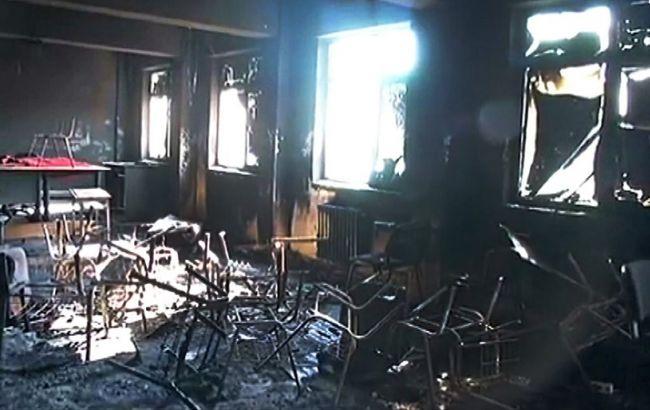 Фото: в октябре в Сирии обстреляли пять школ