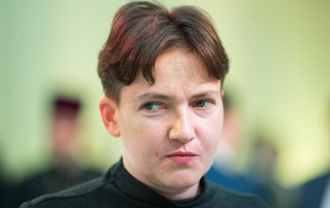 Надежда Савченко попала в кровавое ДТП: появились фото