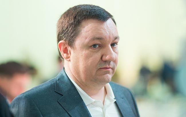 В Киеве застрелился нардеп Тымчук