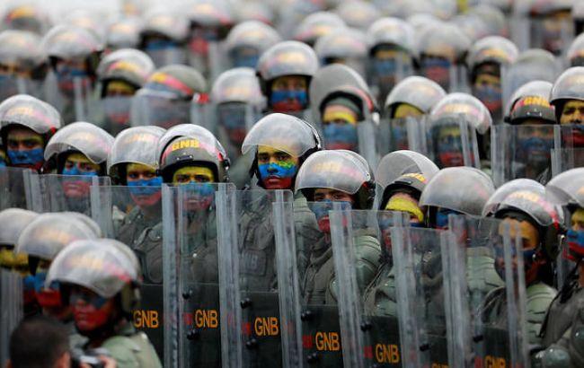 Картинки по запросу военные учения в венесуэле