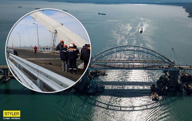 Катастрофа уже близко: строители Крымскогомоста отчитались по железной дороге