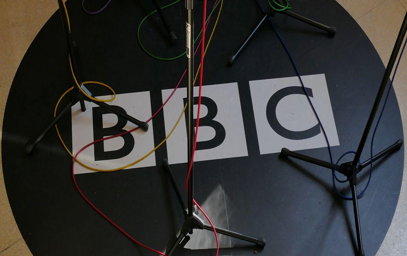 BBC извинилось за изображение карты Украины без Крыма