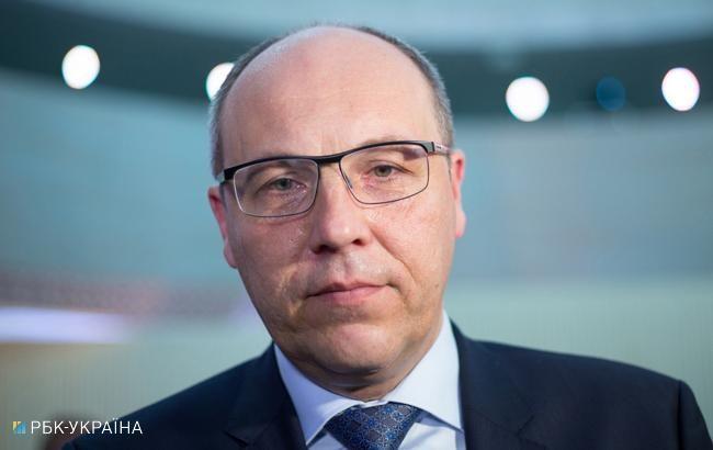 Парубій: Україна може закріпити в Конституції вектор на вступ до НАТО
