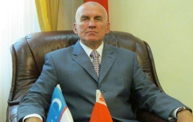 Фото: посол Беларуси в Украине Игорь Сокол