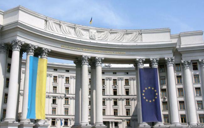 МИД Украины вызвал посла Венгрии из-за слов обавтономии