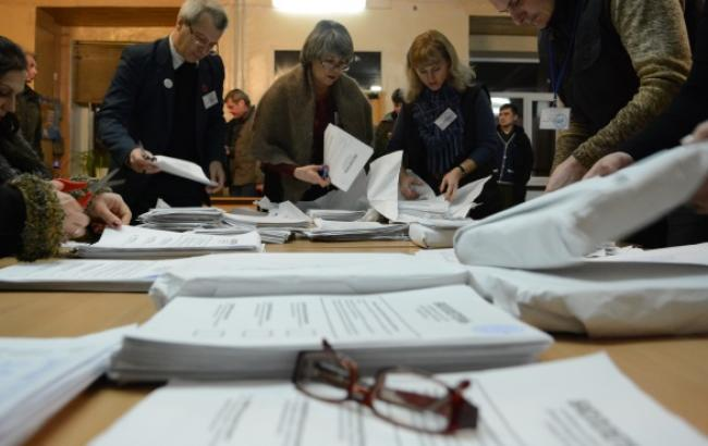 В 79-м округе продолжается пересчет голосов: Бандуров опережает Григорчука на 10 голосов