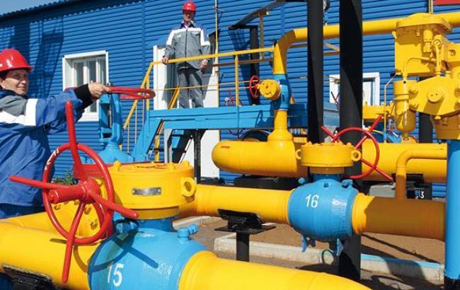 Украина и Россия подписали документы по условиям поставок газа