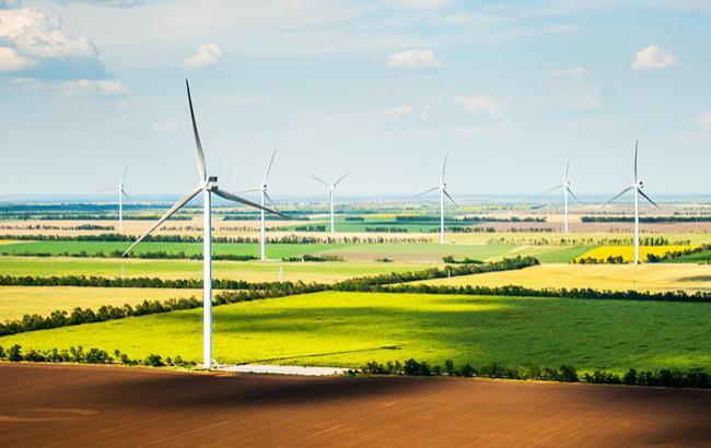 Фото: ветряная электростанция (dtek.com)