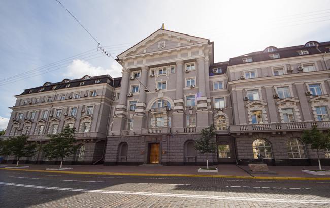 Фото: будівля СБУ (РБК-Україна)