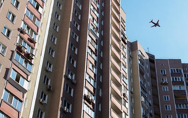 В Івано-Франківську в житловому будинку обвалилось три балкона