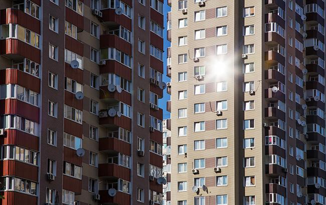 Фото: многоквартирный жилой дом (РБК-Украина)