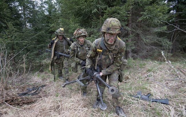 В Литве начались масштабные военные учения НАТО