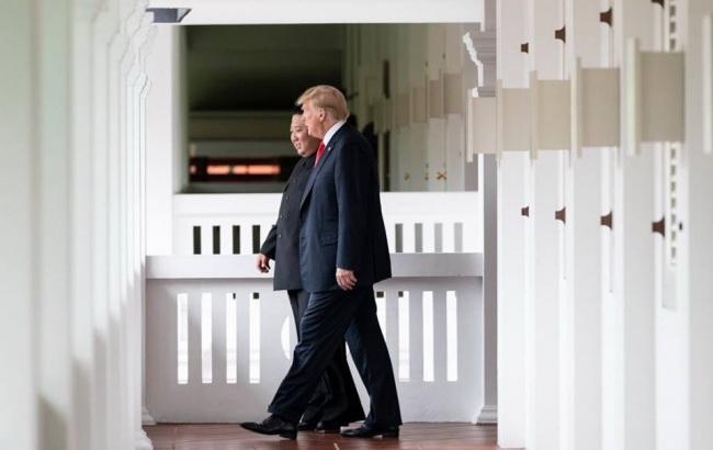 Саміт лідерів США і КНДР: опубліковано текст підсумкової угоди